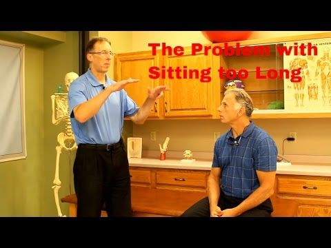 Why Sitting is the New Smoking & What You Can Do About It. 3 Options