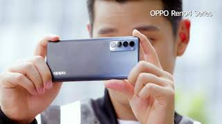 OPPO Reno4 Series - Eric Chou with AI Slow-motion up to 960fps