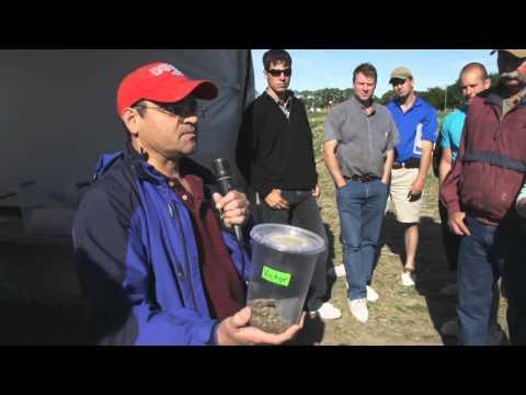 Ground-Dwelling Predators - Dr. Hector Carcamo - 2013 Farming Smarter Field School Module 1