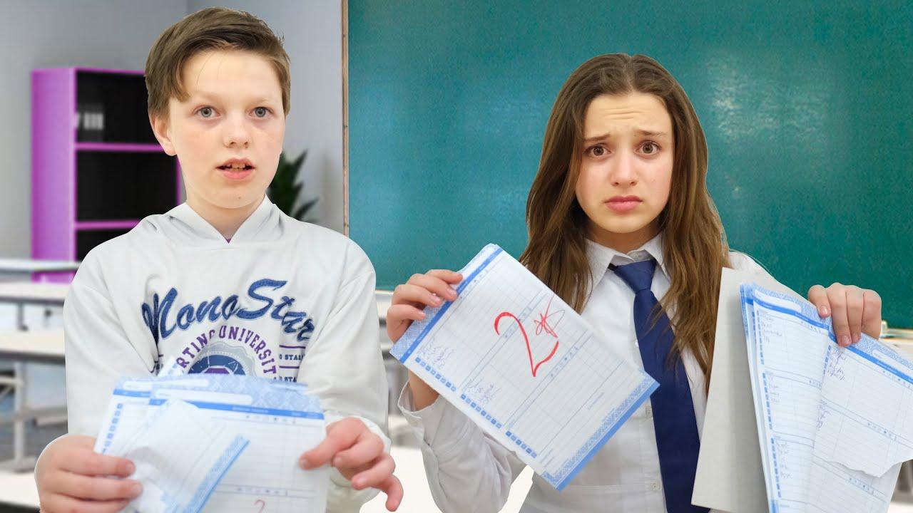 двойки в школе фото серьезных