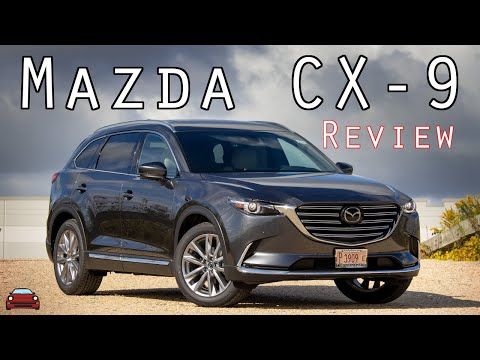 2021 Mazda CX-9 Grand Touring Review - Better Than A Tahoe?