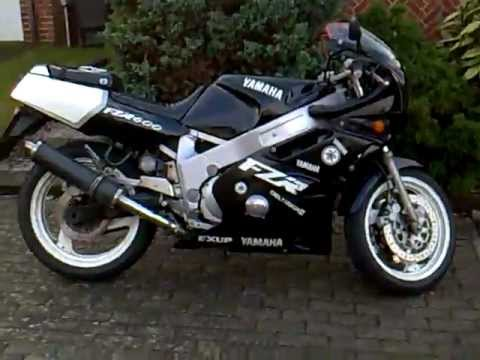 Yamaha FZR 600 Genesis 1998 Sports Bike Running