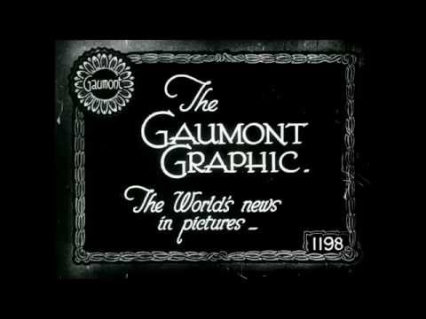Gaumont Graphic, Empress Hotel and Victoria Harbour