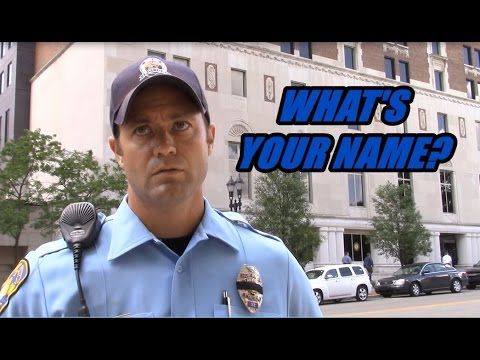1st Amendment Audit: Confronted By Lansing Police!