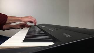 Yann Tiersen - Tempelhof (piano cover)