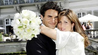 Die schönsten Küsse von Roger Federer und Mirka