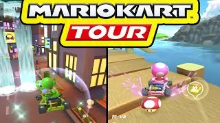 I Played Mario Kart Tour For The First Time...
