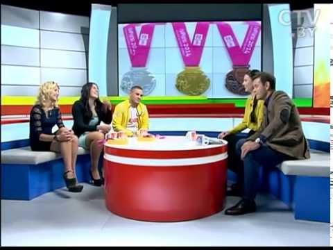 CTV.BY: Призёры летних юношеских Олимпийских игр в программе «УТРО» на СТВ