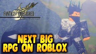 NEXT BEST RPG GAME ON ROBLOX | First Look At Fantasy Unleashed in Roblox | iBeMaine