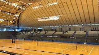 第54回 関東学生選抜ソフトテニスインドア大会 男子 準決勝 thumbnail