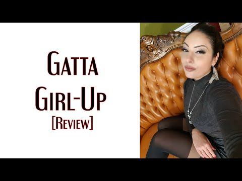 Gatta Girl-Up stockings imitating pantyhose (review)