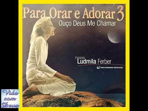 musica ouco deus me chamar ludmila ferber