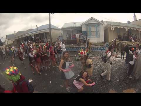 Hyde Street Keg Party 2014