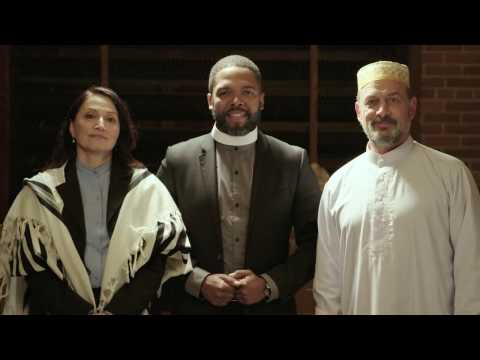 United Church of Christ video, Trading Places, emphasizes interfaith unity