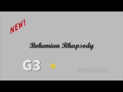 NEW! Mitch Grassi Vocal Range on PTX Vol IV  Classics A2G♯5