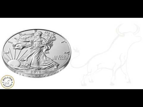 2016-W  Burnished Silver American Eagle 1 oz Coin (30th Anniversary)