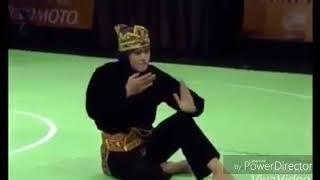 Jurus ipsi tunggal dengan lagu kungfu