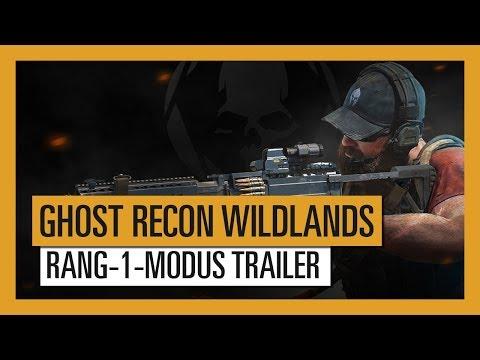"Tom Clancy's Ghost Recon Wildlands kostenloses Update: ""Rang 1""-Modus-Trailer   Ubisoft"