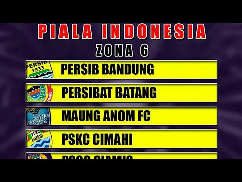 Hasil Drawing Babak 128 Besar Piala Indonesia 2018