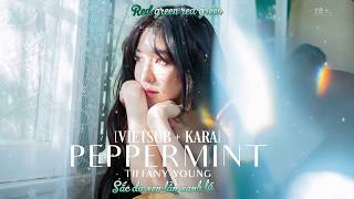 [VIETSUB + KARA] Tiffany Young - Peppermint (Audio)