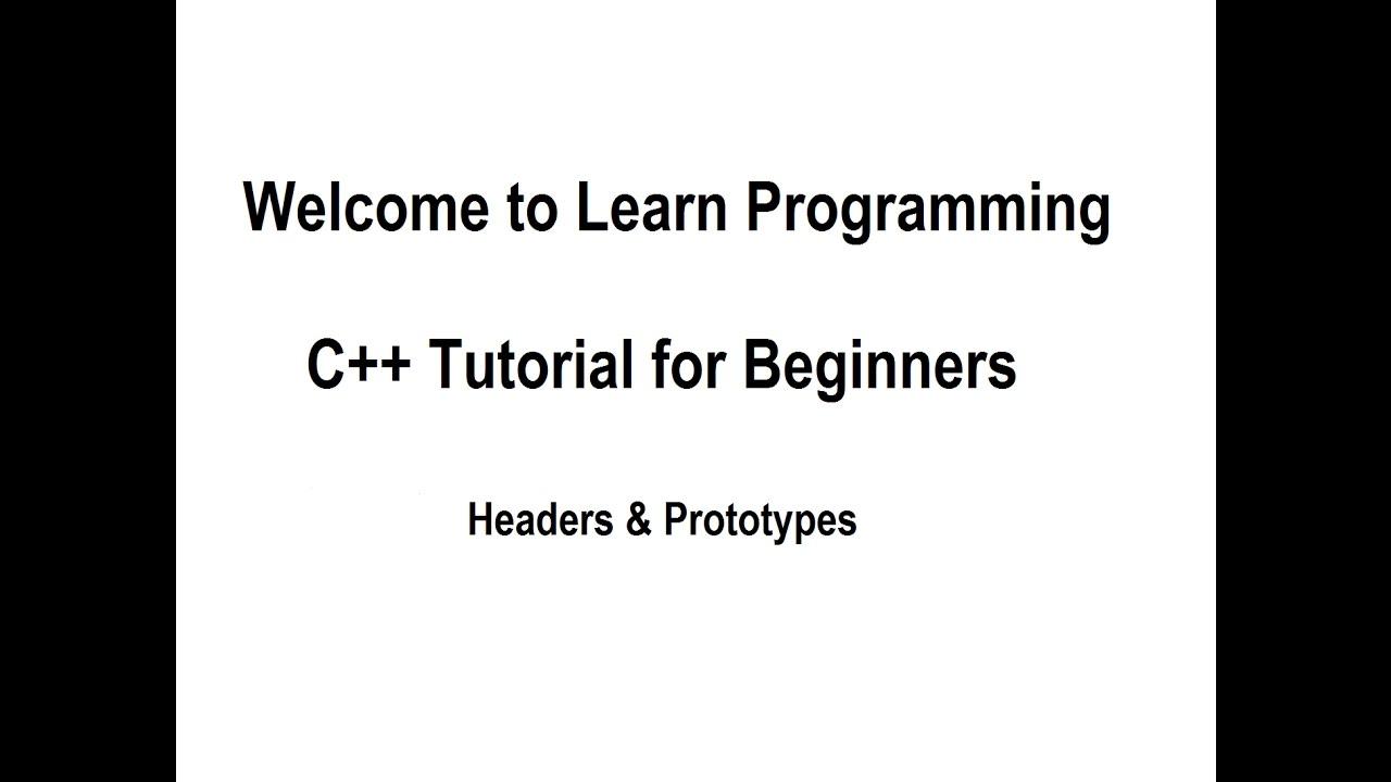 learn programming in c   for beginners tutorial 28