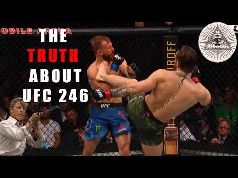 FGB Podcast #191: The TRUTH About Conor McGregor vs Donald Cerrone at UFC 246