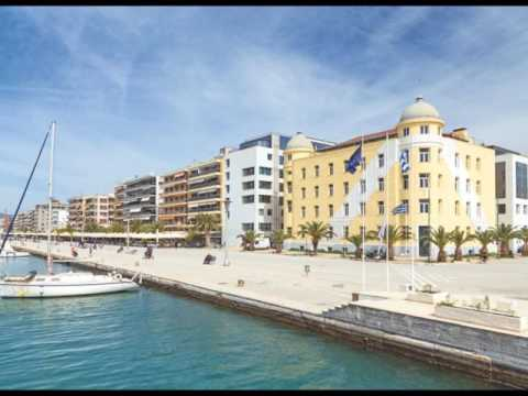 Volos | Greece |  Βόλος | Thessaly, industrial area, Sesklo,  Pelion, Ancient Dimini, port,