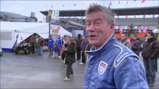 Tiff Needell  European Nascar