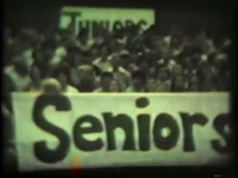 Buena Park High School Senior Year 1977 Film