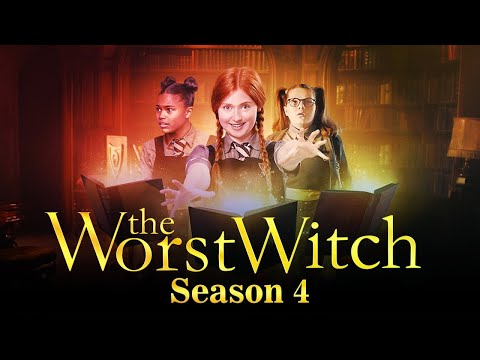 Самая плохая ведьма сериал