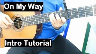 Download Belajar Gitar On My Way Alan Walker (Intro)