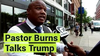 "Pastor Mark Burns: ""I Know What Real Racism Is, And It's Not Donald Trump."""