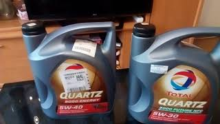 Как отличить Оригинальное масло Total Quartz 9000, от фальсификаторы!