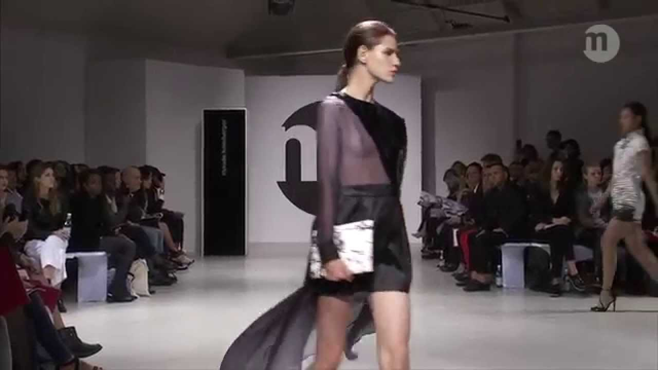 istituto marangoni the 2014 paris fashion show youtube