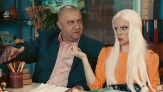 Почему блондинка на отдыхе видит одних турков — На троих — 27 серия(Мужчина с блондинкой пришли в туристическое агентство, что бы оформить себе поездку. Дело в том, что девушка..., 2016-04-12T19:29:17.000Z)