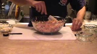 Ham Salad W/ Easter Leftovers