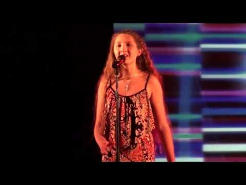 SUPER DUPER LOVE - Joss Stone cover version performed at TeenStar