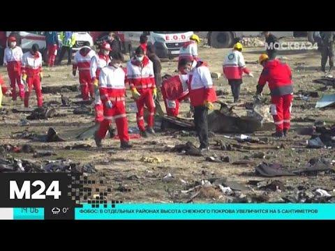 Иран признал, что по ошибке сбил украинский самолет в Тегеране - Москва 24