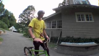 How to Feeble 180 BMX