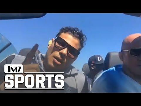 UFC Star Paulo Costa Says Israel Adesanya's A 'Fake Champion' | TMZ Sports