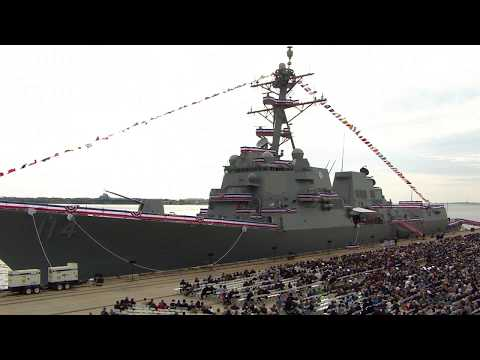 Navy Commissions USS Ralph Johnson (DDG 114)