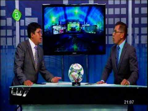 La triste realidad del futbol boliviano.. los jugadores duermen en el suelo