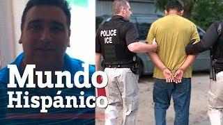 ICE arresta a inmigrante tras encontrar su billetera