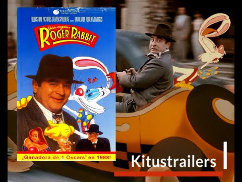 Quien Engano a Roger Rabbit Trailer