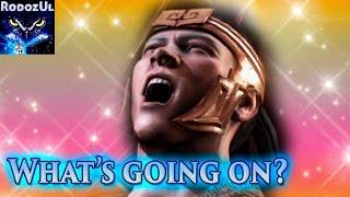 KUNG JIN (Mortal Kombat) SINGS HEYHEYHEY WHAT