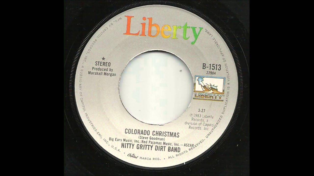 Nitty Gritty Dirt Band - Colorado Christmas - YouTube