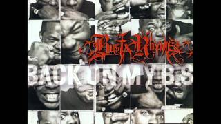 Busta Rhymes - Wheel of Fortune - (Back on My B.S.)
