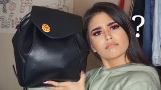 WHAT'S IN MY BAG?!?!