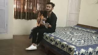 Meri mehbooba | Acoustic guitar cover | Rivansh Thakur