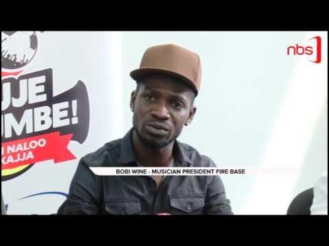 Mujje Tulumbe Gabon Attracts Bobi Wine